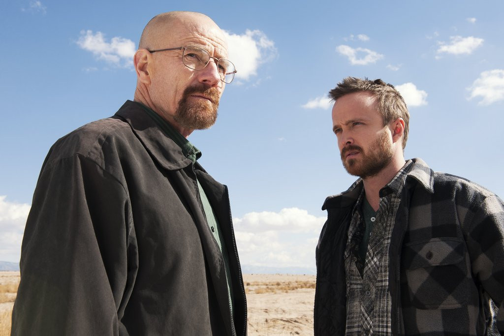 """. <p>15. �BREAKING BAD� <p>We�re starting to get the feeling that meth is bad for you � <p><b><a href=\'http://photos.twincities.com/2013/09/30/the-loop-ten-the-breaking-bad-edition/\' target=\""""_blank\""""> HUH?</a></b> <p>    (AP Photo/AMC, Frank Ockenfels )"""