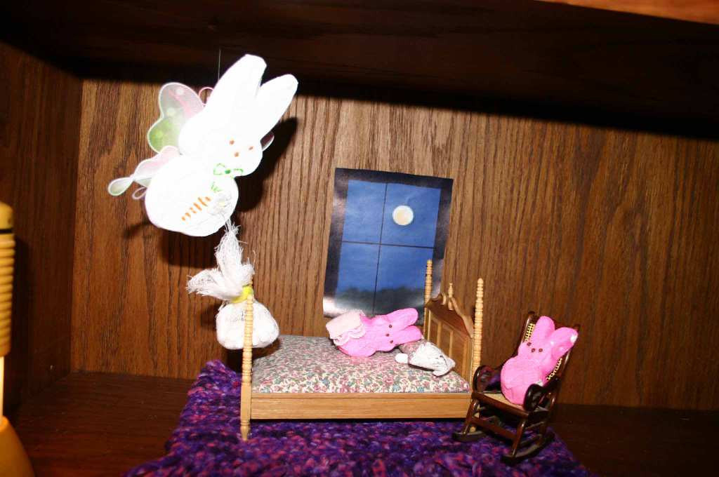 ". ""The PEEPS Tooth Fairy,\"" by Gretchen Williams of St. Paul"