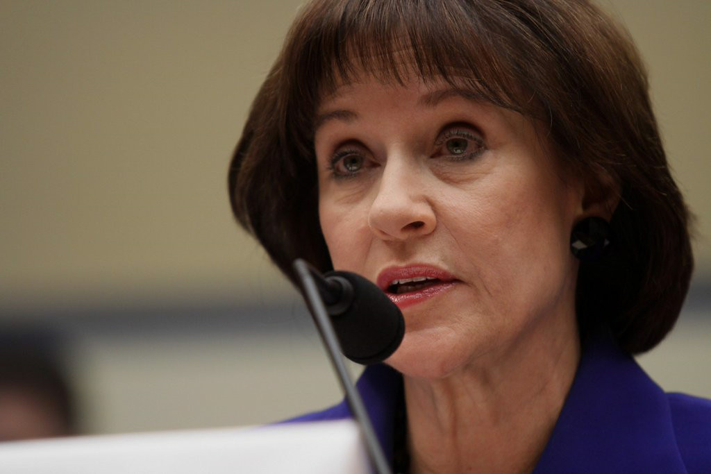 ". 2. LOIS LERNER <p>The only thing worse than conservative �a**holes� are corrupt IRS a**holes who have to take the Fifth Amendment. (unranked) </p><p><b><a href=""http://time.com/3059918/lois-lerner-republicans/\"" target=\""_blank\""> LINK </a></b> </p><p>    (AP Photo/Lauren Victoria Burke)</p>"