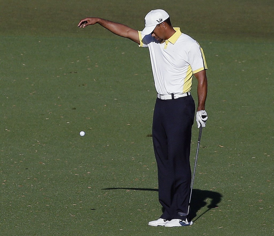 """. <p>7. TIGER WOODS <p>You DO know he wasn�t going to win the Masters anyway, right? (1) <p><b><a href=\'http://www.twincities.com/sports/ci_25467076/tiger-woods-will-miss-masters-after-back-surgery\' target=\""""_blank\""""> HUH?</a></b> <p>    (AP Photo/Charlie Riedel, File)"""
